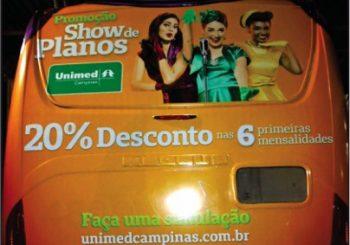 Backbus | Agora de volta em Campinas